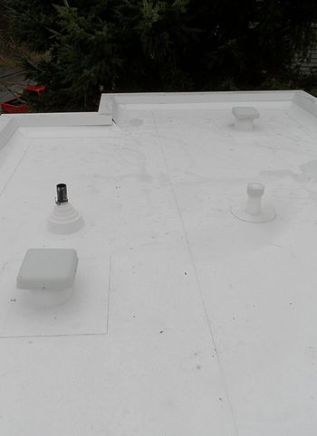 Flat Roof Assemblies Hudson Roofing Solutions